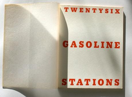 Ed Ruscha's 'Twentysix Gasoline Stations'