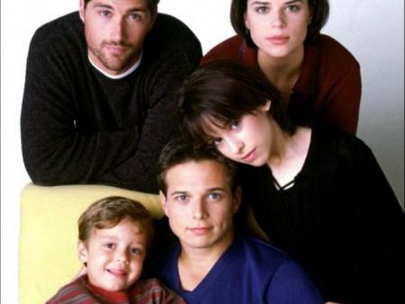 Jack Shepherd, Sidney Prescott, Gretchen Wieners, Scott Wolf & some kid