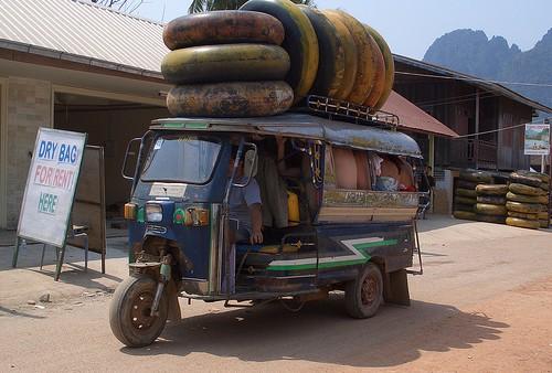 trucktubing