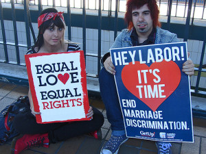 newtown graffiti equal marriage