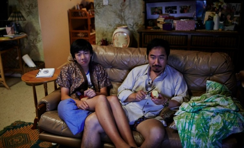 <i>The Family Law</i>. Image credit: Ben King/SBS