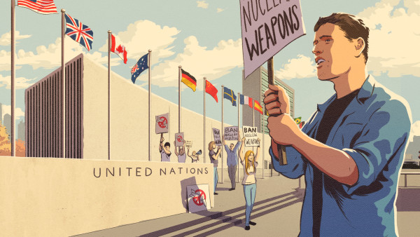Illustration: Guy Shield