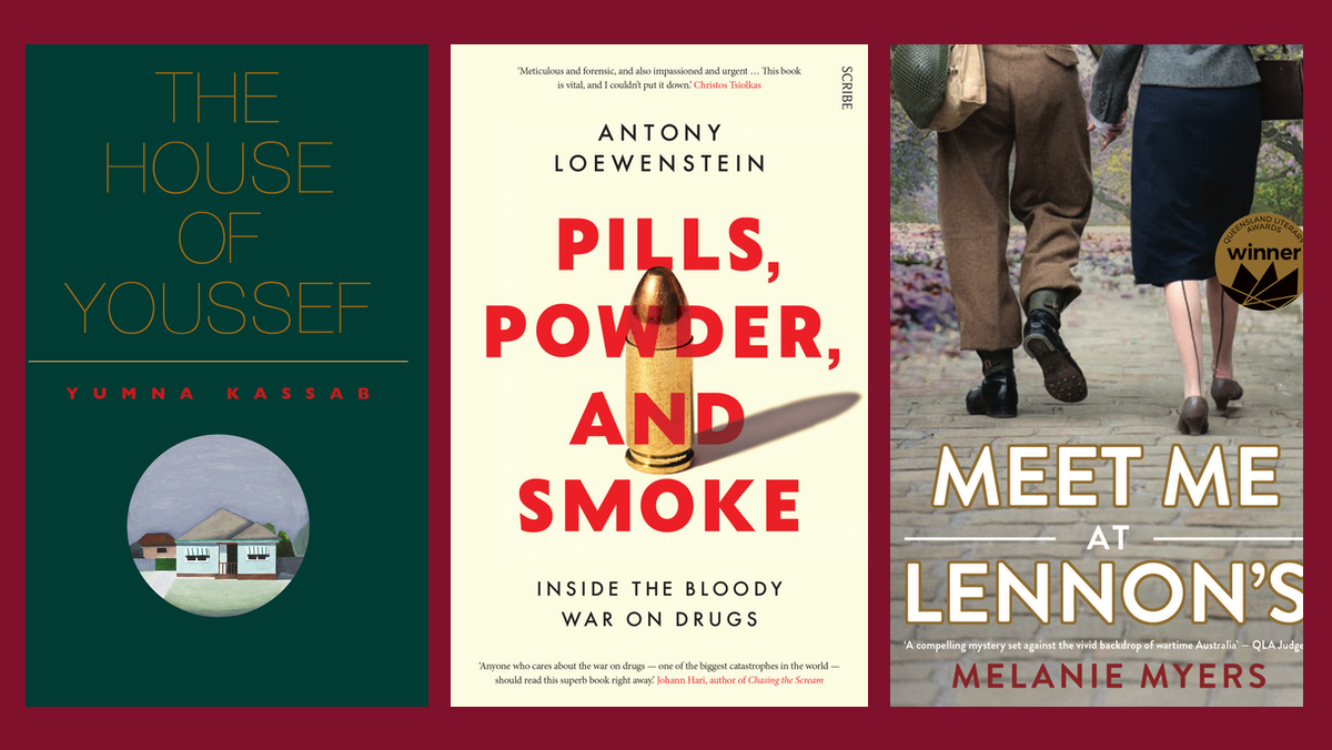 Books Roundup: 'The House of Youssef', 'Pills, Powder and
